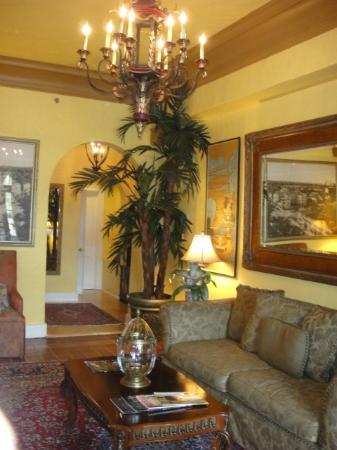 Bradley Park Hotel: Lobby