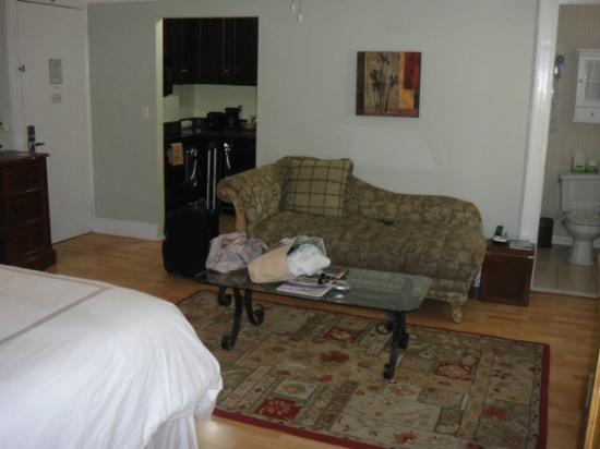 布蘭得利家飯店照片