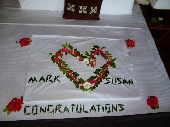 Likuliku Lagoon Resort: Wedding/Honeymoon