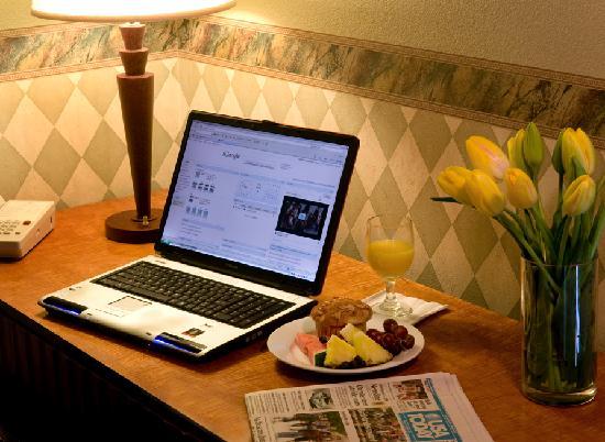 Century Hotel: Free wi-fi