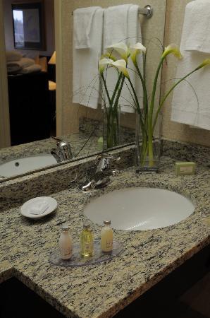Century Hotel: Brand new bathrooms