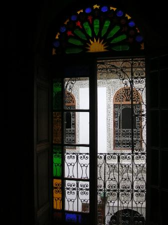 Riad Fez Yamanda : View from our room
