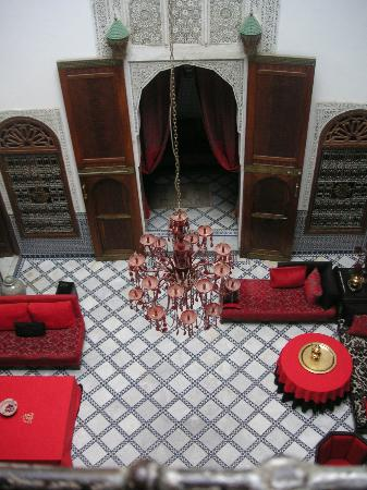 Riad Fez Yamanda : Common area of hotel