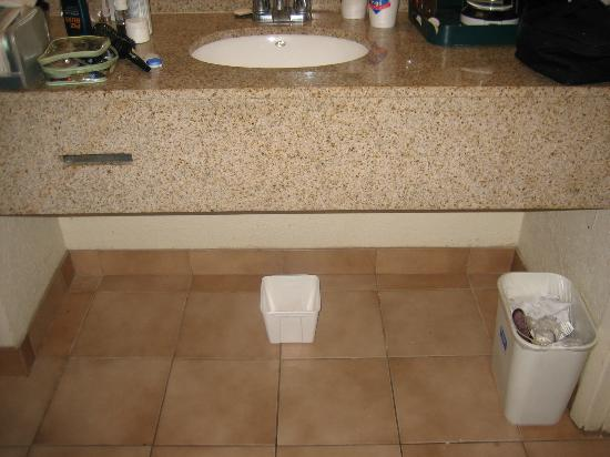 Country Hearth Inn - Kissimmee: Your sink is leaking? We have the solution