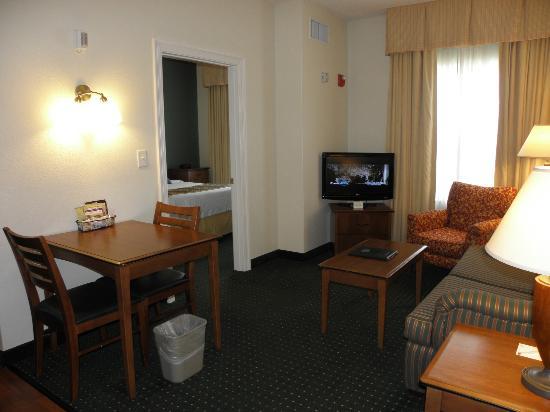 Residence Inn Columbia Northeast: Like coming home...