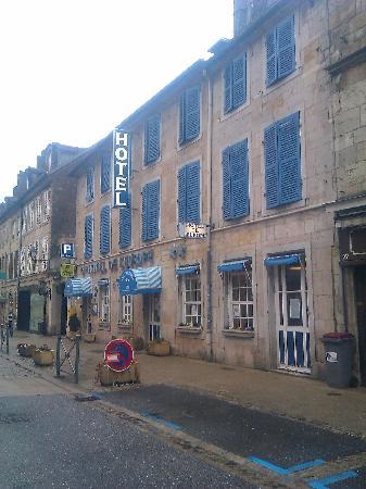 Grand Hotel de l'Europe: Hotel fachada