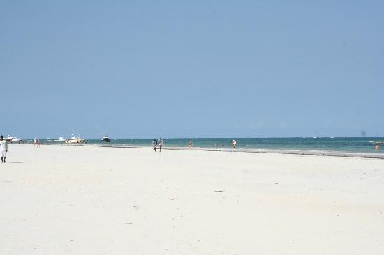 Baobab Beach Resort & Spa: plage