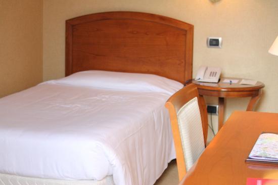 Hotel Apogia Lloyd Roma: single bed
