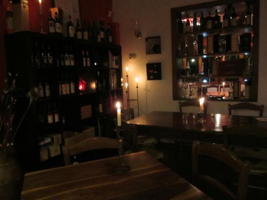 Hotel Abetaia : the bar