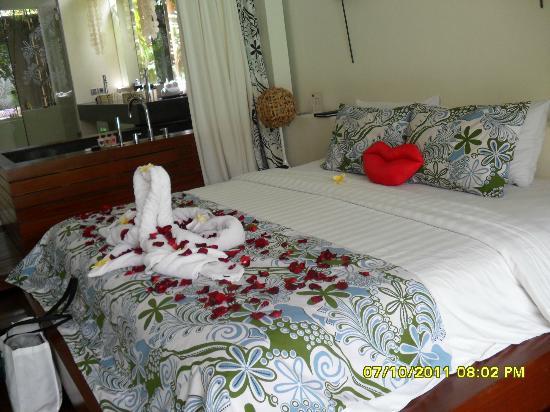 Kiss Bali: room