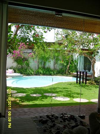 Kiss Bali: view from room