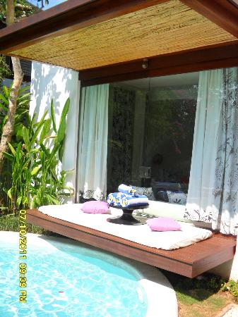 Kiss Bali: 2nd bedroom villa