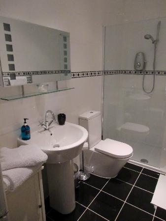 The Old Vicarage : En-suite Bathroom