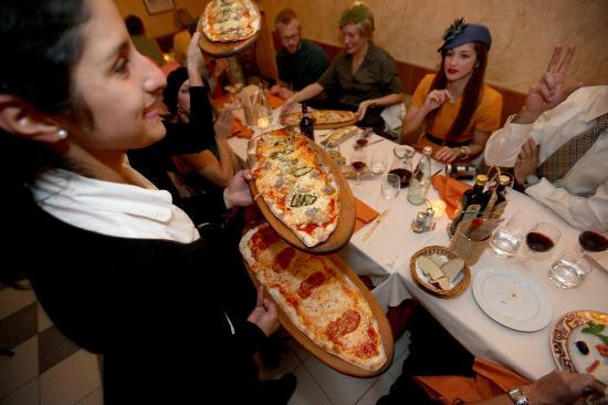 BabaYaga Steak House & Pizza : Pizza at Baba Yaga