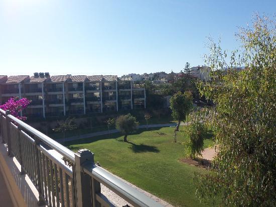 Candia Maris Resort & Spa Crete: view from room floor