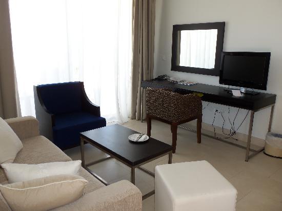 Candia Maris Resort & Spa Crete: sitting room