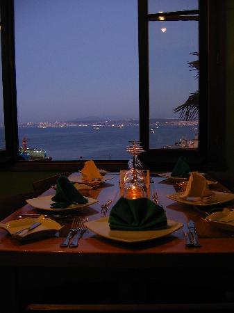 Restaurant La Concepcion: Para disfrutar una noche romantica