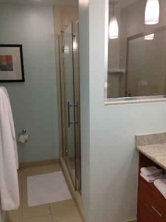 HYATT House Denver Airport: Bathroom