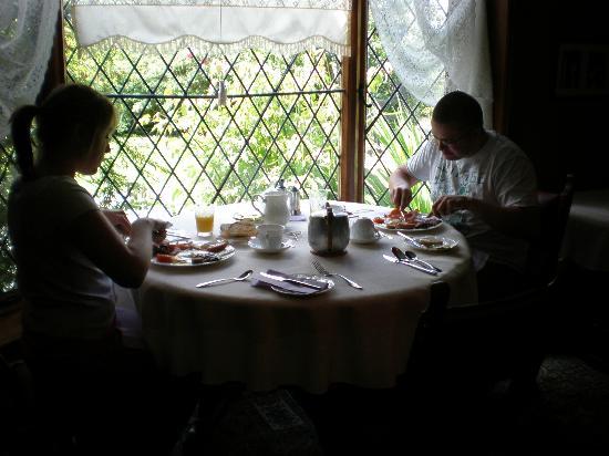 Longford Country House: Irish Breakfast