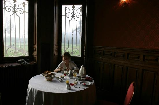 Saint-Caprais-De-Bordeaux, Francia: Breakfast