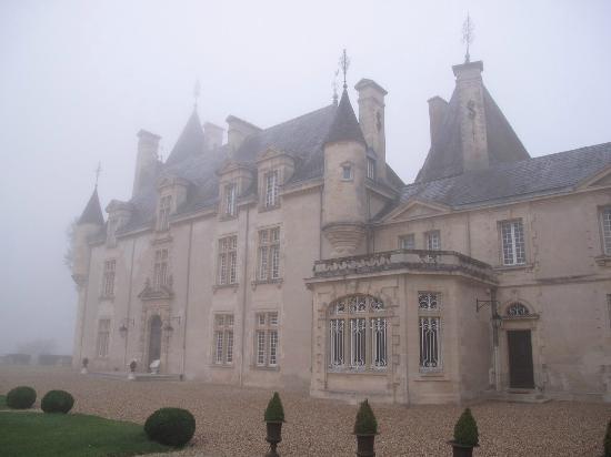 Saint-Caprais-De-Bordeaux, Francia: Chateau