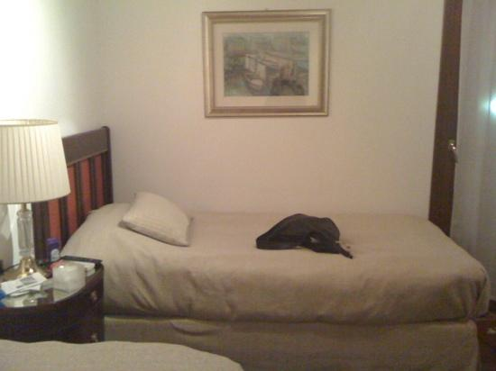 500 Bed and Breakfast: my room