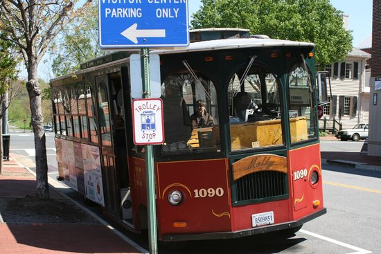 Trolley Tours of Fredericksburg