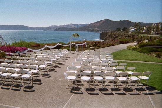 Spygl Inn Wedding Ceremony