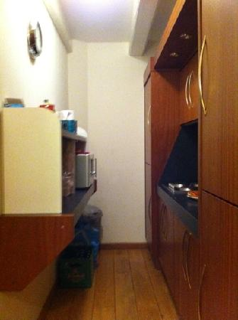 Nemo Apartments : kitchen