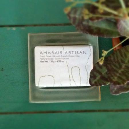 Amarais Artisan: Fresh Goat Milk Soap