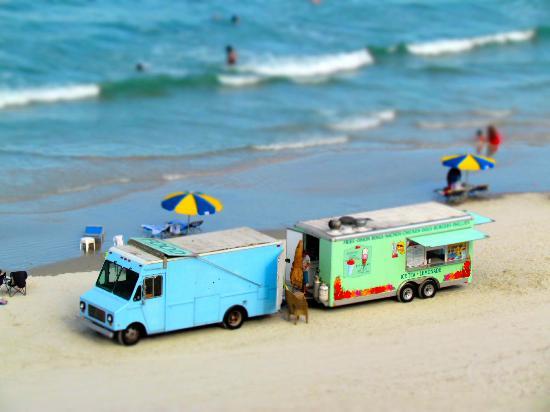 Food Trucks Daytona Beach Fl