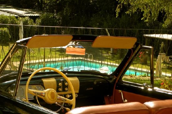 Torre Palombara - Dimora Storica: Classic Car