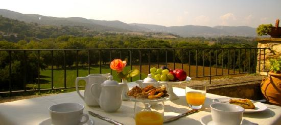 Torre Palombara - Dimora Storica: The panoramic terrace