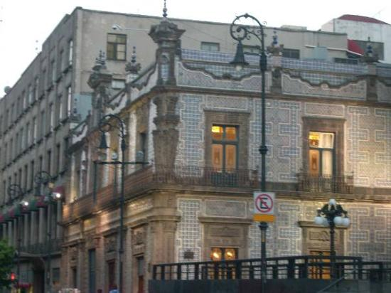 Foto de sanborns de los azulejos ciudad de m xico casa for Sanborns de azulejos