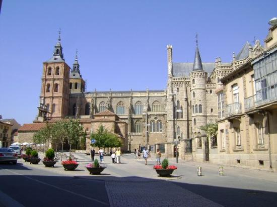 Ayuntamiento de Astorga: Astorga.