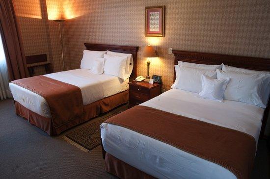 Hotel Boutique Santa Lucia: Twin room