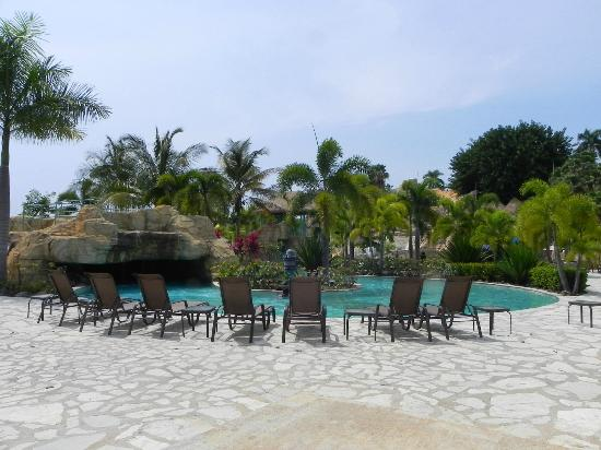 Mayaguez Resort & Casino : Pool view