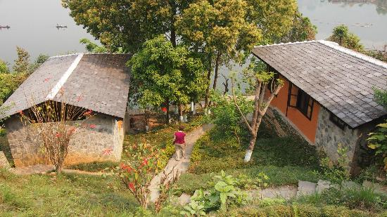 Begnas Lake Resort: Lakeside cabin