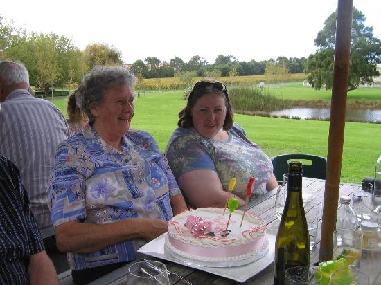 Villa Maria: Doreen's 80th Birthday