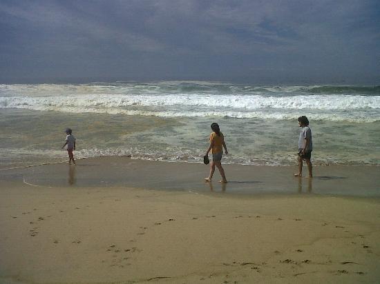 Sol y Arena Beach Hostel: la playa infinita...