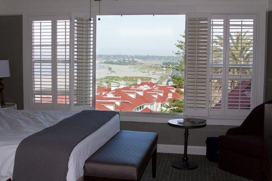 Hotel del Coronado: georgous view
