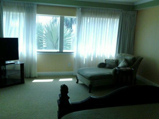Safety Harbor Resort and Spa: Big room