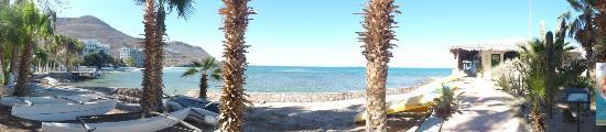 La Concha Beach Resort: beach