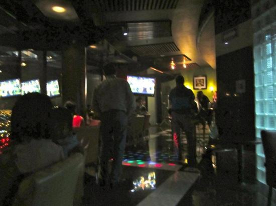 Holiday Inn Queretaro Zona Diamante: Bar del hotel