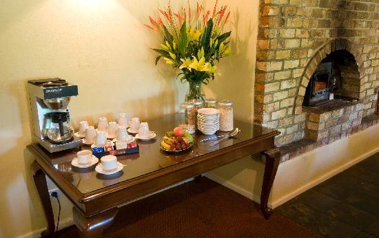 Comfort Inn & Suites Sombrero: Restaurant