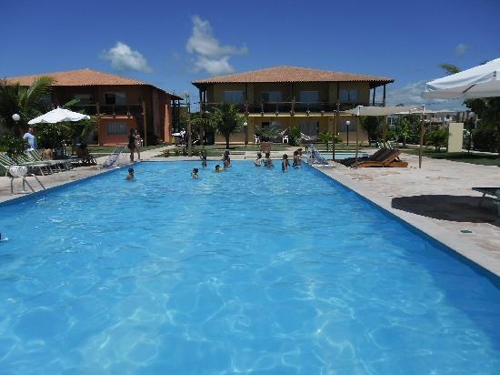 Resort La Torre: Piscina de la villa