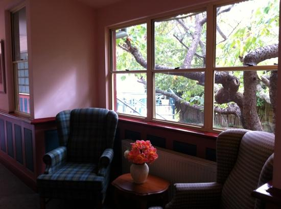 La Maison Boutique Hotel : another seating area