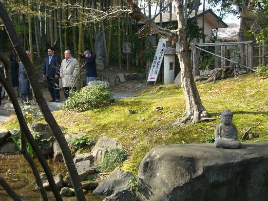 Hakusha Son-so Garden: garden