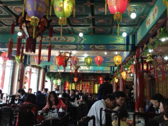 BeiJing JingWei Mian DaWang (DiAnMen): Noodle King, Beijing restaurant