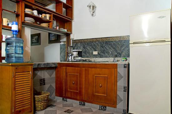 Casa Omaira: Cocina